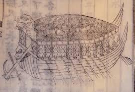 Image result for turtle ship image
