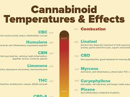what temperature does thc vaporize at