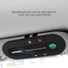 Loa Bluetooth Mini Gắn Tấm Chắn Nắng Ô Tô, Giá tháng 11/2020
