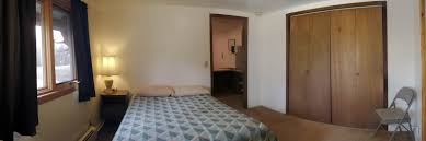 Suite  Latitude - Double bedroom