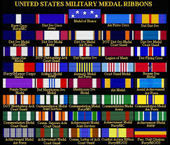 Af Medals And Ribbons Chart Expert Military Ribbon Chart Precedence Us Air Force Rank