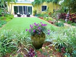 florida garden ideas private paradise beautiful color year round in this south garden by gardens south florida garden ideas
