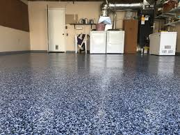 long lasting floors start with full surface preparation including grinding to clean concrete and complete repairs with older floors a vapor barrier primer
