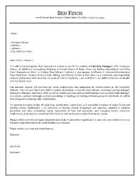 Cover Letter Hospitality Sample Guve Securid Co Pertaining To