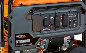 generac power systems 8000 watt xt series portable generator generac generator manual at Generac Xg 8000 Wiring Diagram