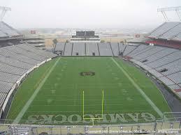 Williams Brice Stadium View From Upper Level 904 Vivid Seats