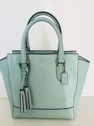 ... haley legacy medium satchel ee9f7 76b5a closeout coach legacy mint  green leather mini tanner satchel crossbody handbag 8482a 19e7a ...