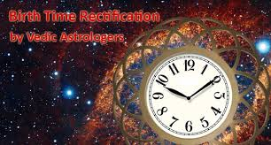 Birth Time Rectification Report Online Vedic Astrology Free