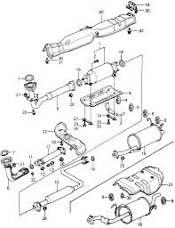 1983 honda civic 3 door dx 1500 kh 5mt exhaust system diagram 3058447