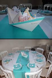 decoration de table pour bapteme