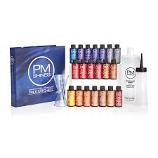 Shines Trial Intro Kit John Paul Mitchell Systems Cosmoprof