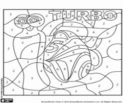 Kleurplaten Turbo Kleurplaat 3