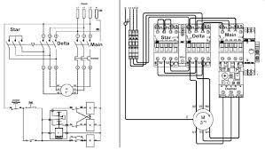 motor wiring extraordinary wye delta starter wiring diagram natebird me prepossessing