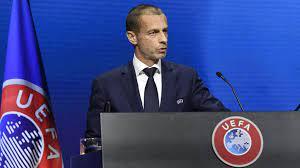 UEFA President Čeferin: 'Spirit of ...