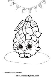 Sponge Bob Coloring Pictures Coloring Pages Printable Free Spongebob