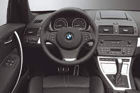 There's more storage, the plastics are of a higher quality than those in the. 2008 Bmw X3 Interior Photos Carbuzz