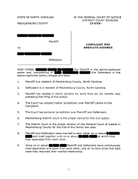 Sample Civil Complaint Form Sample Court Documents WE FIGHT YOU WIN™ 21