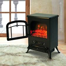 portable fireplace candle image of indoor
