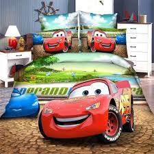 disney cars toddler bed set