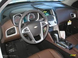 Brownstone/Jet Black Interior 2013 Chevrolet Equinox LT Photo ...