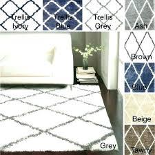 10x10 square rug square area rug square rug photo 4 of 5 trellis rug 8