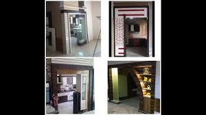 Wood Work Designs For Hall Modern Partition Design Ideas Living Dining And Kitchen By Wood Working Idea