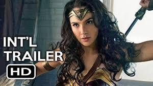 Wonder Woman Hair Style wonder woman official international trailer 2 2017 gal gadot 4685 by wearticles.com