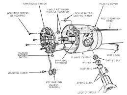 1979 chevy truck steering column wiring diagram wiring diagram 1965 ford f100 turn signal switch wiring diagram at Ford Steering Column Wiring Diagram