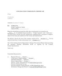 Work Completion Form Template Maintenance Order O