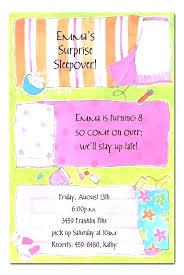 free sleepover invitation templates sleepover invitations amazing free printable slumber party