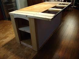 countertop overhang support