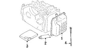 parts com® hyundai santa fe transaxle parts oem parts 2001 hyundai santa fe gl v6 2 7 liter gas transaxle parts