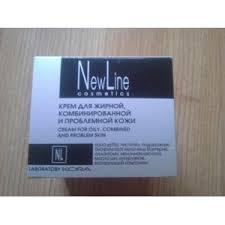 <b>Крем NewLine</b> cosmetics Для жирной, комбинированной и ...