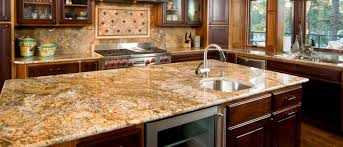 types countertops types for kitchen countertop options