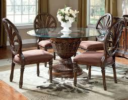 ashley furniture kitchen dining sets spectacular unique ashley furniture round glass dining table