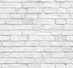 WALLQUEST 3D White Brick Wall TD31502 ...