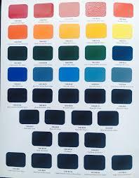 Fine Coat Paint Color Chart Ap Coating L Services