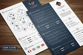 the best cv resume templates 50 examples design shack power cv