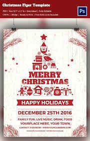 Christmas Design Templates Free Invitation Vector Design Template Christmas Pamphlets Templates