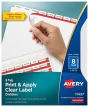 Avery 8942 Avery Toner Cartridge 44 Listings