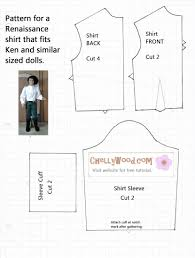 Free Shirt Patterns Custom Inspiration