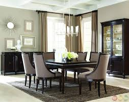 formal dining room furniture. Image Of: Round Glass Dining Table For 6 Formal Room Furniture