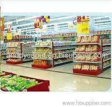 candy shelf gondola shelf grocery shelf bakery shelves