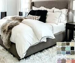duvet cover with piping pick color blue and grey covers set linen finish your gray blue linen duvet cover