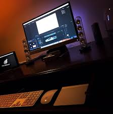 office setups. MAC Video Production Station Office Setups N