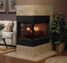 Two Sided Electric Fireplace  Double Sided Firebox  For The Double Sided Electric Fireplace