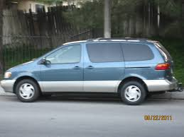 Sienna 1st generation 1998–2003 with Air Lift 1000 air bags ...