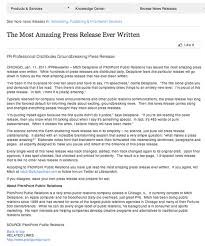 press release cover letter examples the 12 ironclad rules for issuing press releases