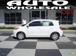 2008 Super White Scion xD #27544631 | GTCarLot.com - Car Color ...