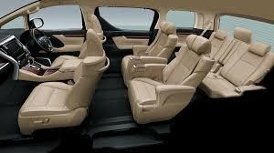 Toyota Alphard | MPV | Travel in Style